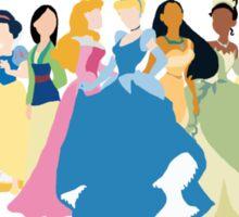 Princesses 2 Sticker