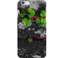 Emerging Green iPhone Case/Skin