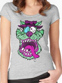 Snappy Tomb Women's Fitted Scoop T-Shirt