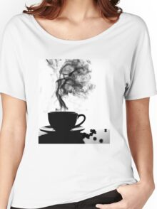 barista 01 Women's Relaxed Fit T-Shirt