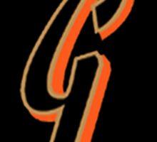 San Francisco Giants logo 2 Sticker