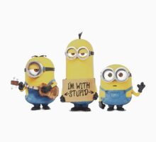 Minions Kids Clothes