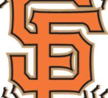 San Francisco Giants logo 1 Sticker