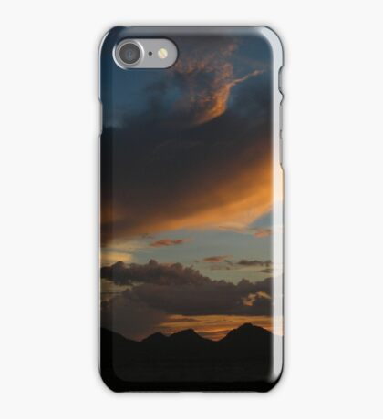 Desert Rains Return iPhone Case/Skin