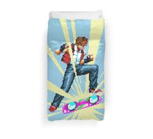 The most epic kickflip Duvet Cover