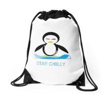 Stay Chilly Drawstring Bag