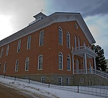 Madison County (Montana) Court House by Bryan D. Spellman