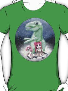 Kimmy and Rex T-Shirt