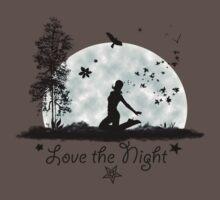 Love the night by Sodya