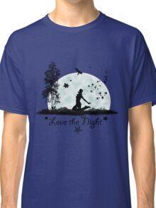 Love the night Classic T-Shirt