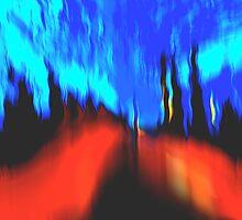 dream 1 am.... recurring abstract by banrai