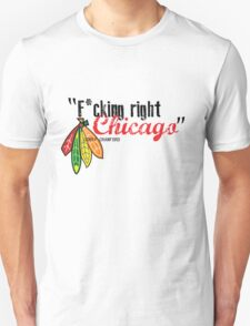 Corey Crawford strikes again Unisex T-Shirt