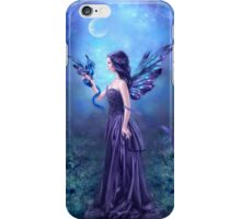 Iridescent Fairy & Dragon iPhone Case/Skin