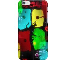Abstract tessallation iPhone Case/Skin