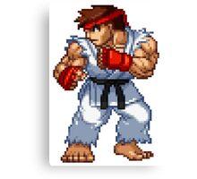 Ryu (NxC) Canvas Print