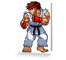 Ryu (NxC) Greeting Card