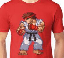 Ryu - Street Fighter Sprite Unisex T-Shirt