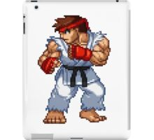 Ryu - Street Fighter Sprite iPad Case/Skin