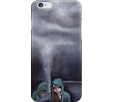 never go home (homesick) iPhone Case/Skin