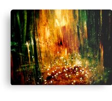 Landscape...Light in the Forest... Metal Print