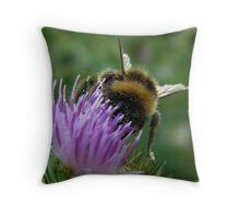 Pollen? Love it! Throw Pillow