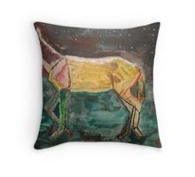 Stat Gazer Throw Pillow