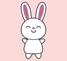 Cute Rabbit / Bunny One Piece - Long Sleeve