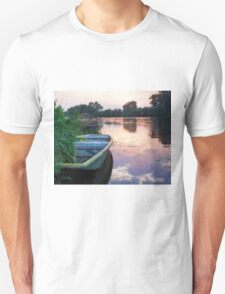 The Tranquil Elbe River T-Shirt