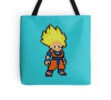Super Saiyan Goku 8MB Tote Bag
