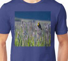 Yellow Headed Blackbird #2 Unisex T-Shirt