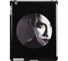 DISINTEGRATE - Robert Smith iPad Case/Skin