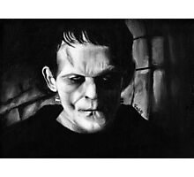 THE MONSTER of FRANKENSTEIN Photographic Print