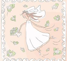 Happy Bride by VioDeSign
