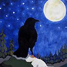 Raven Dreams by loralea