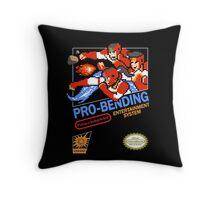 Pro-Bending Throw Pillow