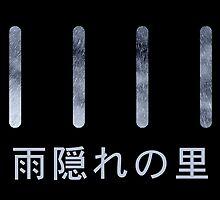 Naruto: Amegakure - Hidden Rain by myohojutsu