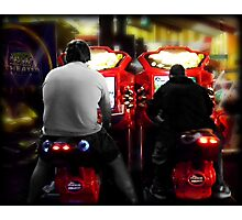 Easy Riders Photographic Print