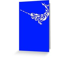 The Narwhal fromNarwhals Greeting Card