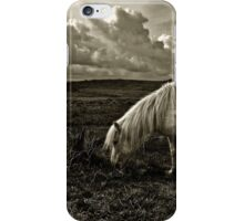 Grazing the Moors  iPhone Case/Skin