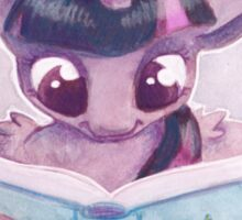 Reading is Magic: Twilight Sparkle Sticker