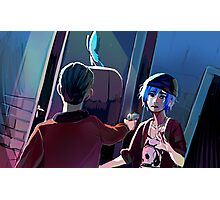 Life is Strange- Chloe and Nathan Photographic Print