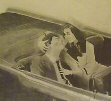 Cemetery Drive -JFK and Jackie Kennedy Remake by SMarie