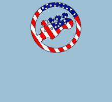 American Bass Guitar flag Unisex T-Shirt