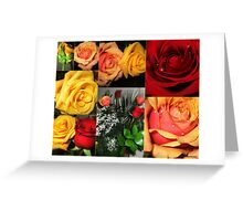 Sent With Love............ Greeting Card