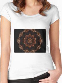 Bronze & Beautiful Women's Fitted Scoop T-Shirt