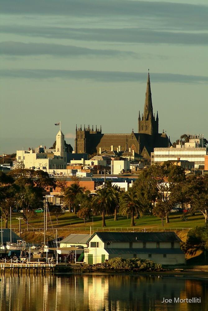 St Mary's Basilica,Geelong by Joe Mortelliti
