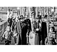 Generations in Paris Photographic Print