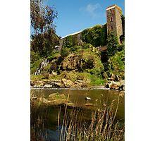 Buckley Falls Geelong. Photographic Print