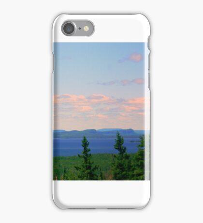 Lake Superior, Ontario iPhone Case/Skin