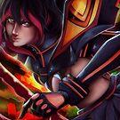 Kill La Kill : RYUKO by Kyousuke Imadori